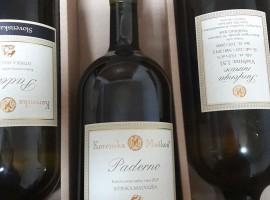 Korenika and Moskon winery - biodynamic wine holidays in Slovenia-