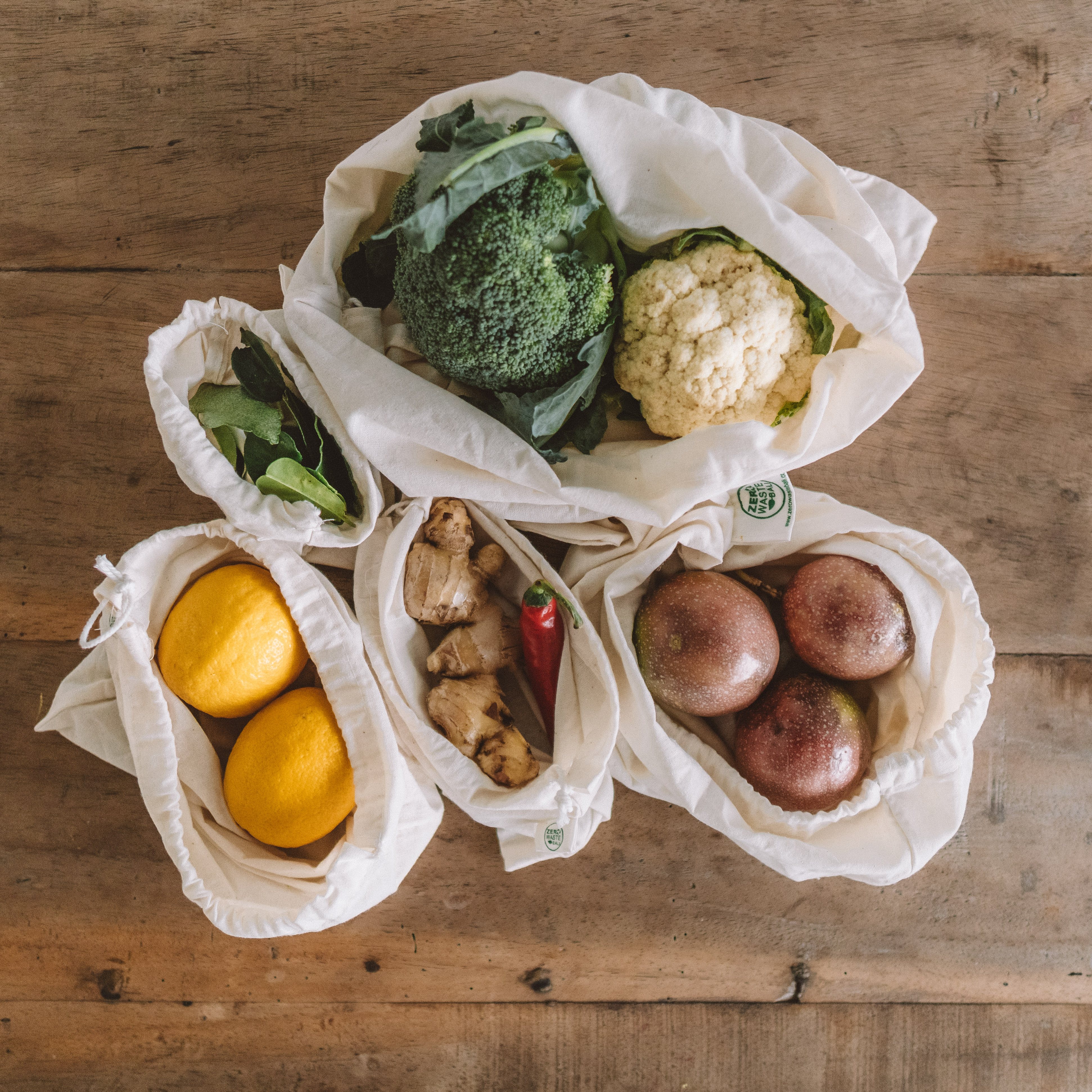 "Reusable and durable ""Produce bag"