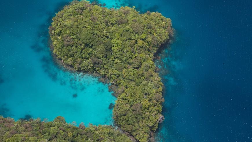 Palau, towards sustainable tourism