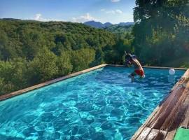 Holiday Home Enchanting Hill - spa zone