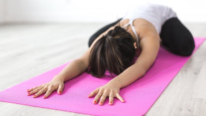 Yoga Calm Release Stretching