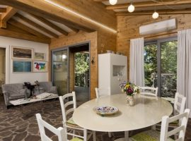 Wine Chalet: a green accommodation in Umbria