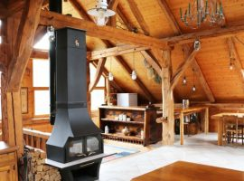 Off-grid experience in French Alps
