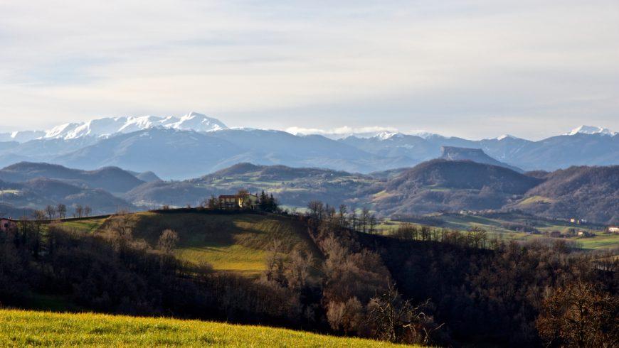Val Tassobbio landscape