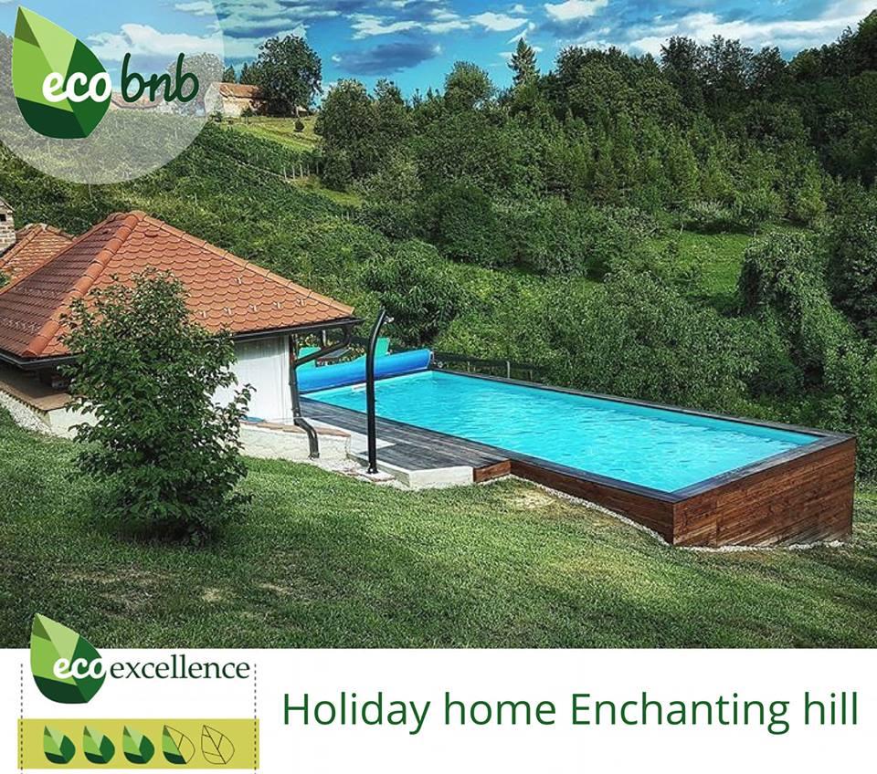 Holiday Home Enchanting Hill
