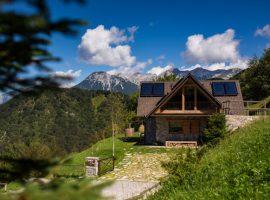 Eco Chalet Astra Montana, Slovenia