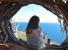 Treebones Resort, amazing view
