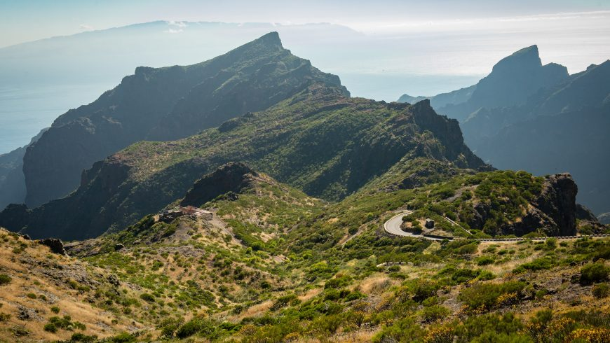 In the nature of Tenerife to get better: 5 ecological retreats