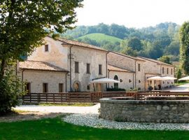 A stone village to discover the nature of Molise