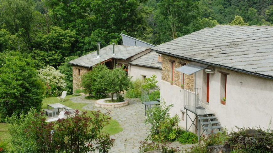 Casa Payer, an ecobnb in Piedmont