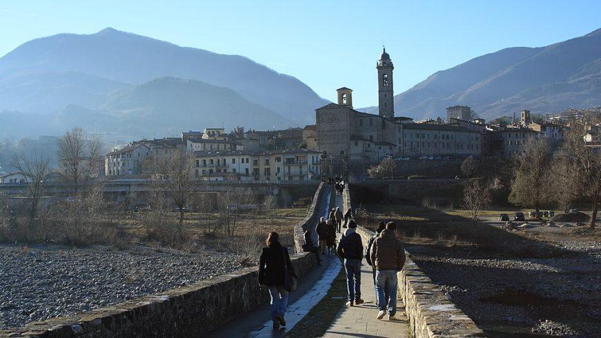 Devil's Bridge Bobbio