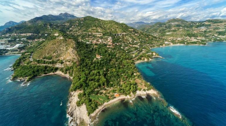 view of Mortola