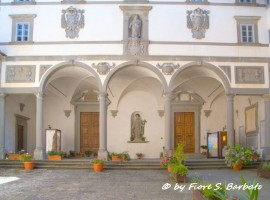 Vallombrosa abbey
