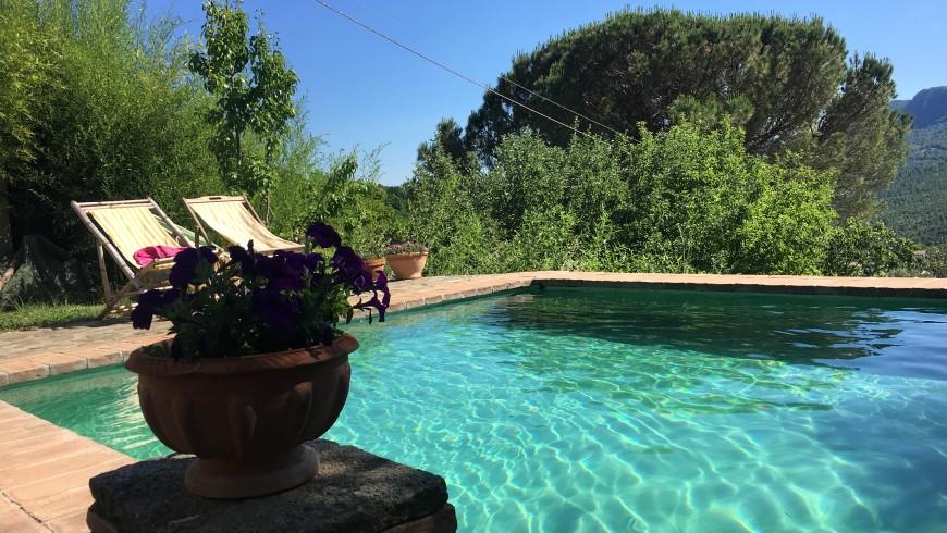 Pool podere di maggio