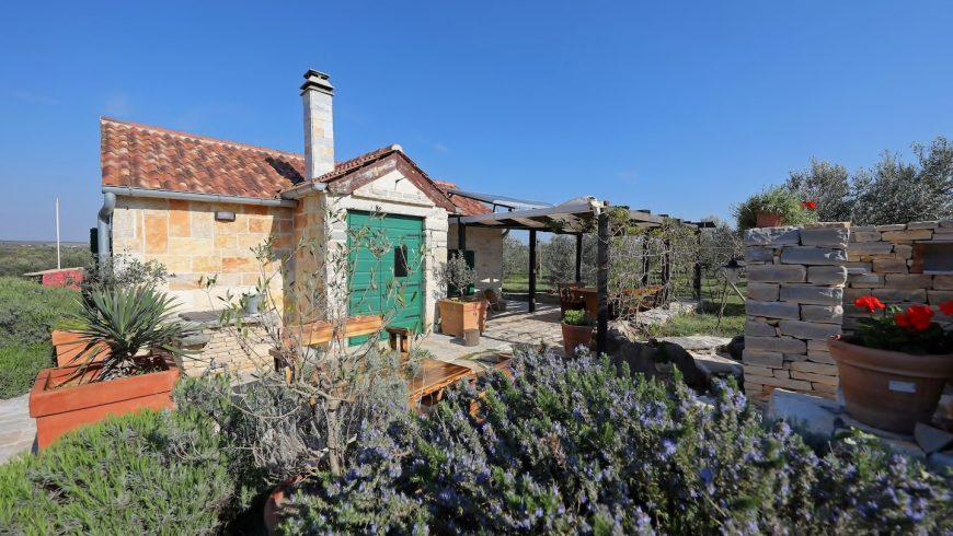 Casa Paljka, an ecobnb in Croatia