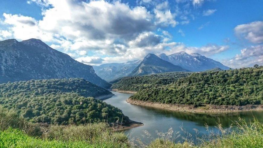 Cedrino River, Sardinian Hinterland