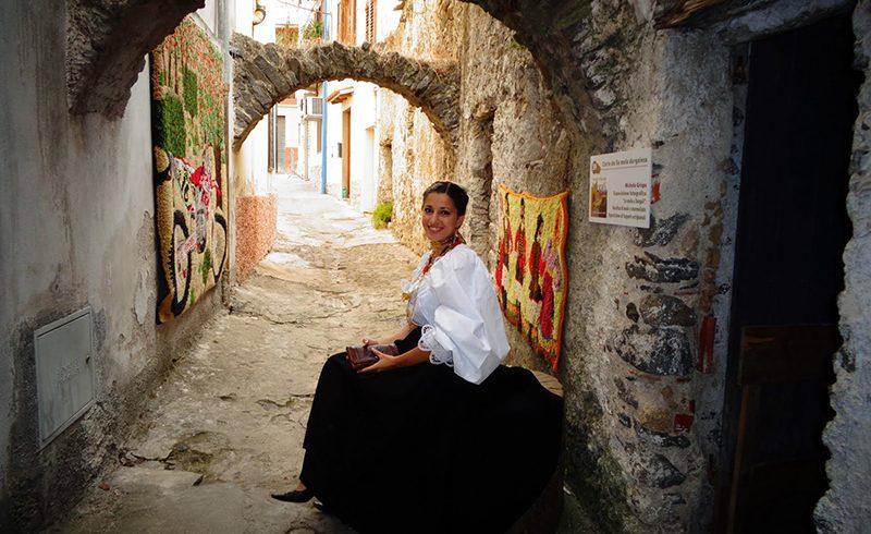 Cortes Apertas, Sardinian Hinterland