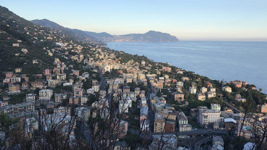 Beyond 5 terre, Monte Moro