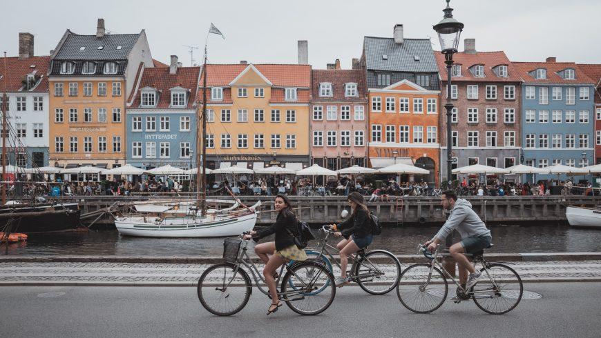 Copenhagen, Denmark, one of the greenest travel destinations of the world
