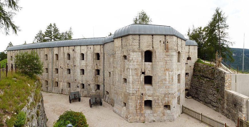 Lavarone, Fort Belvedere