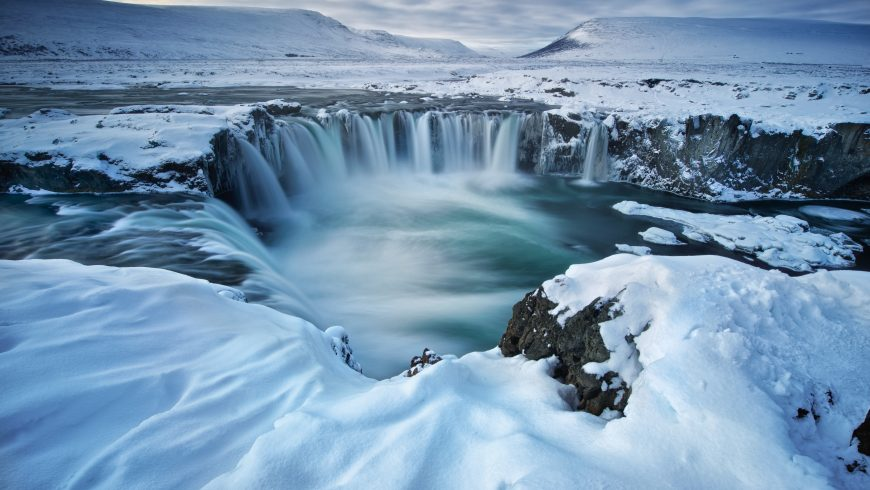 Iceland, one of the greenest travel destination in the world