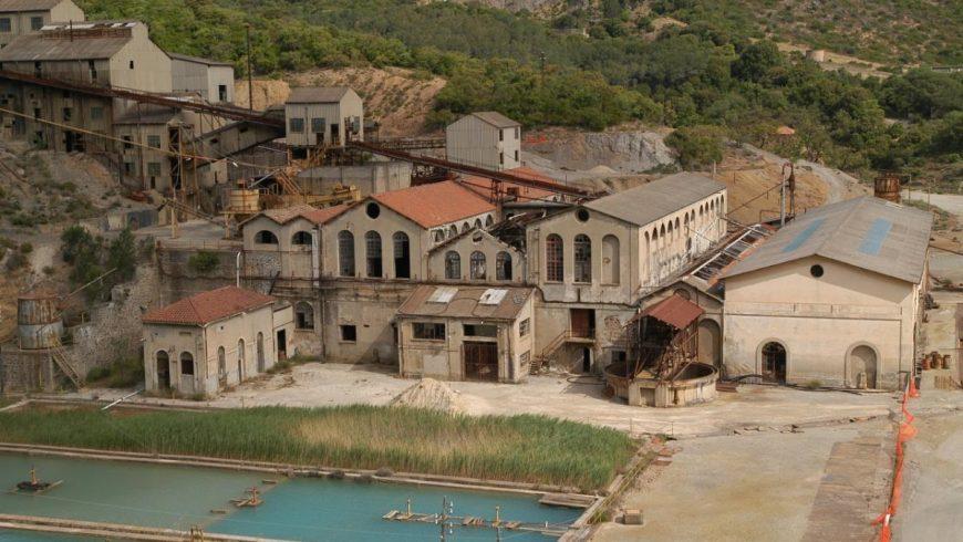 Mining area, Montevecchio