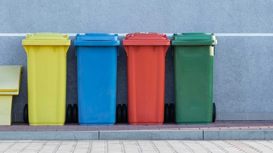 recycling facilities