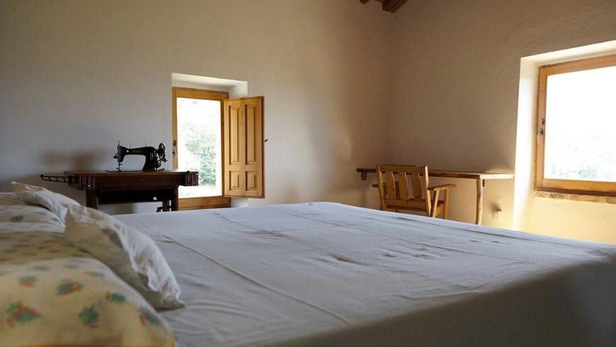 Bedroom, Podere Vallescura
