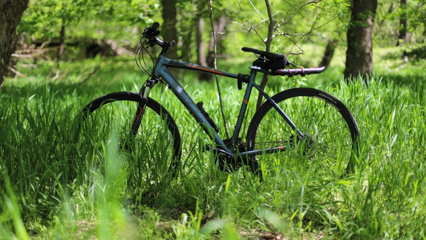 bicycle natural area