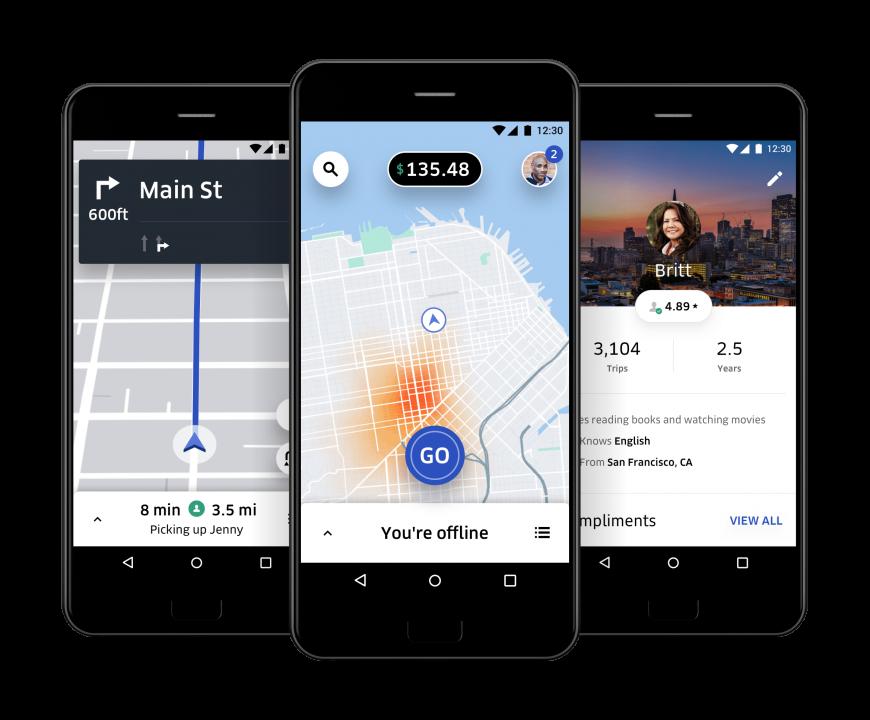 Carma Carpooling - eco-friendly apps