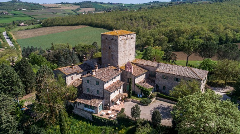 A stay in an Umbrian village