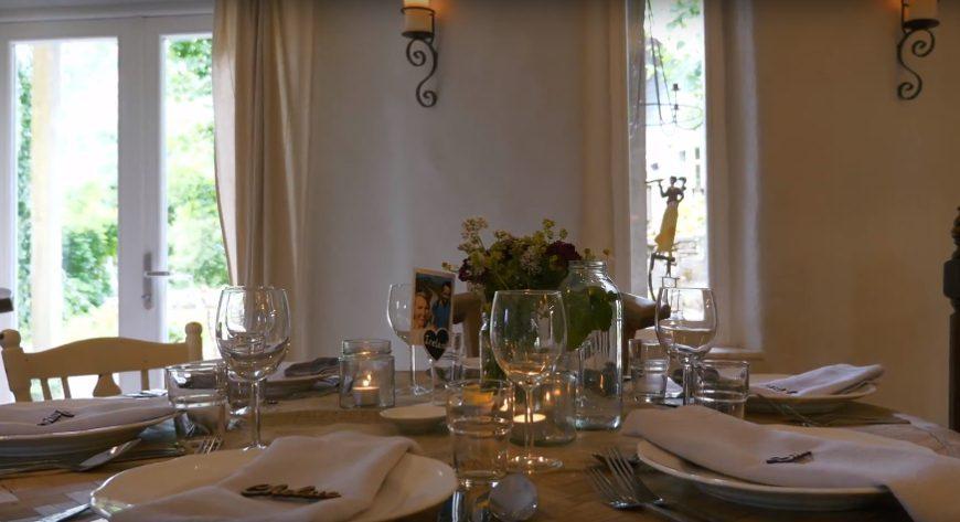 organic restaurant, Three Tower Eco-House