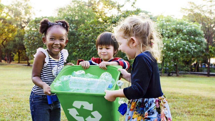 Teach Children About Recycling