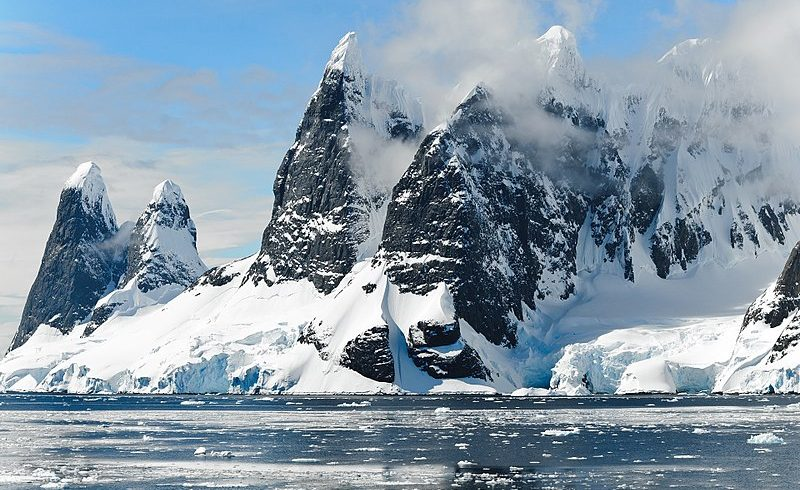 tipping point: the antarctic ice cup