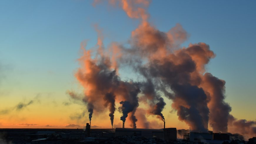 environment pollution industry