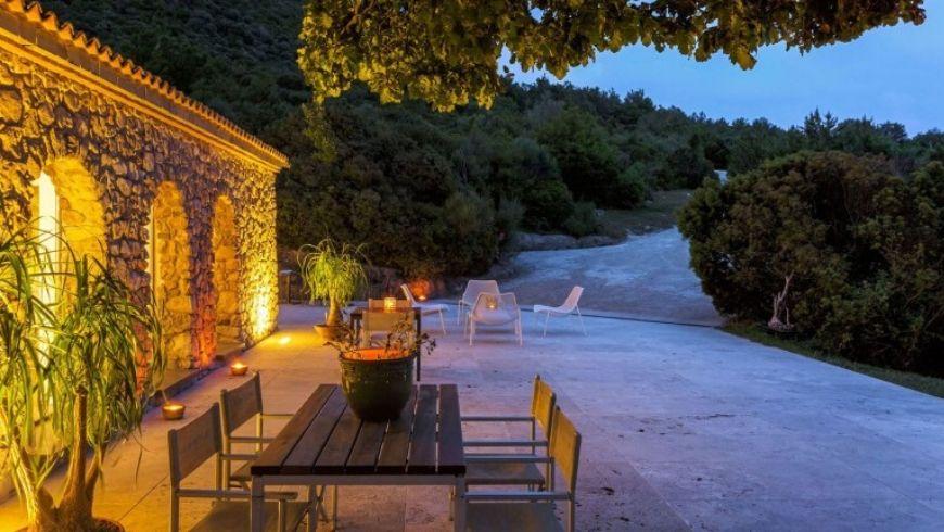 green resort outside italy