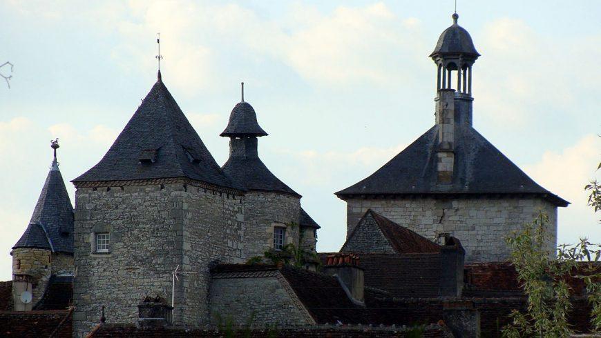 medieval village of martel