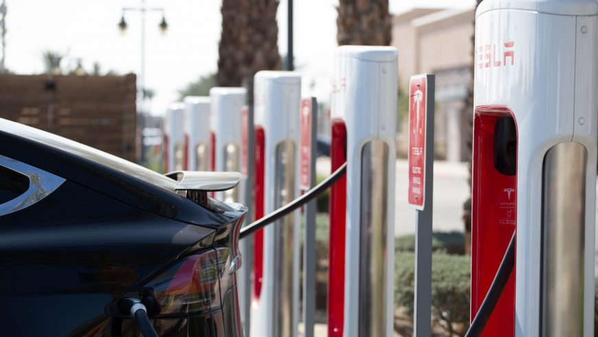 electric vehicles for environment health