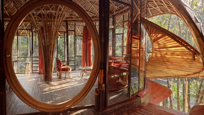 Bambu Indah in Bali