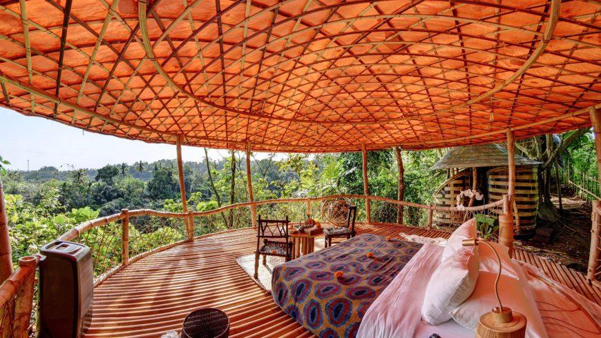 Bambu Indah, Ubud, eco-friendly hotel in Indonesia