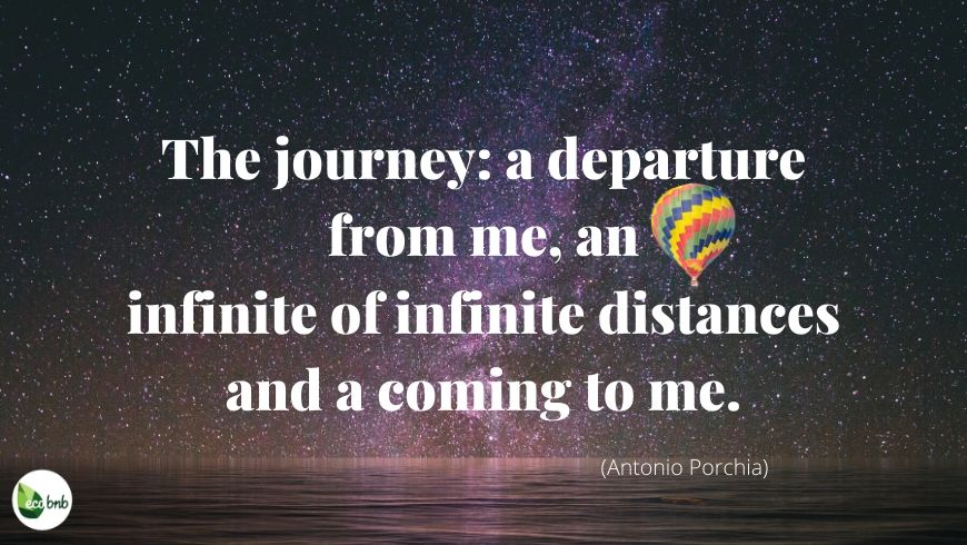 Quote about journeys