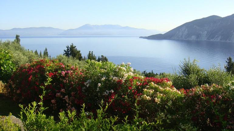 Levendis Estate, eco-friendly hotel in Ionian Islands,Greece