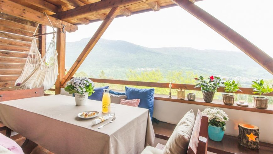 Maso Azzurro Charming B&B and eco-hotel in Trentino Italy