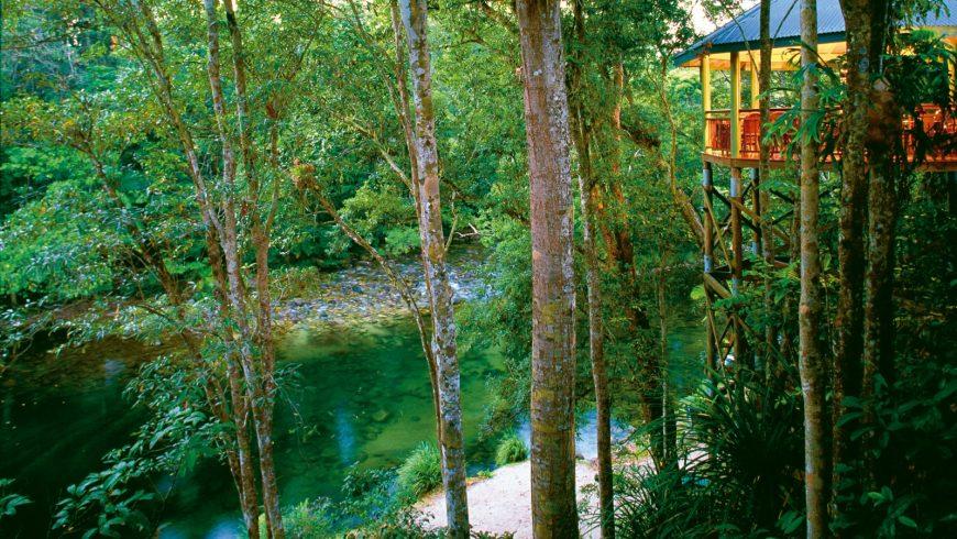 Silky Oaks Lodge, Australia