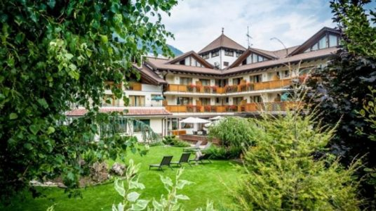 Tevini Dolomites Charming Hotel, Park Quality