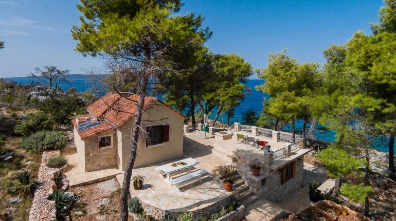 Croazia island