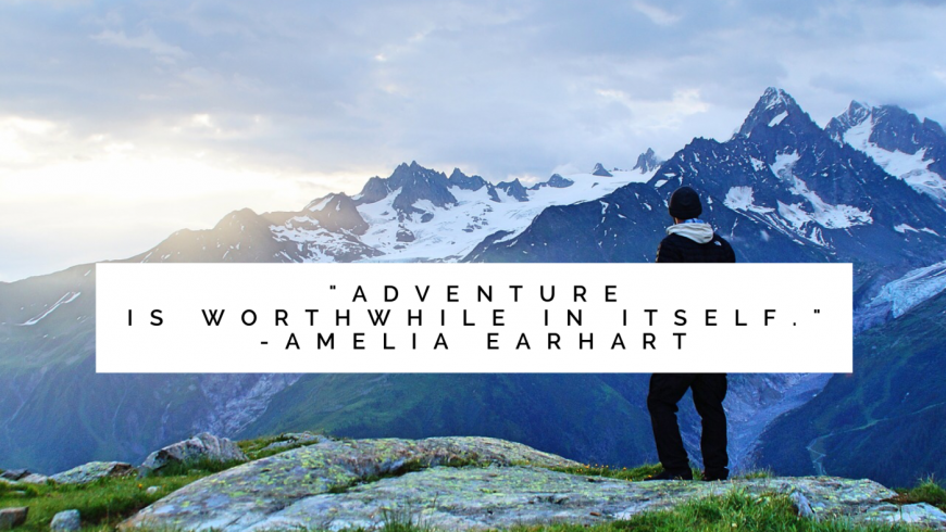 Quote about travelling