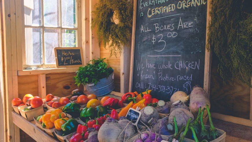 local organic shop