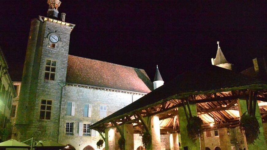 market in medieval martel
