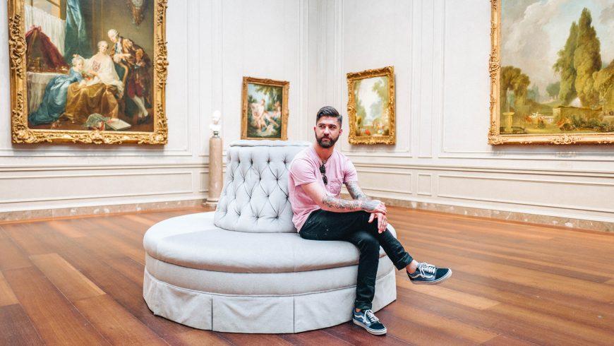 National Gallery of Art, Washington, United States.